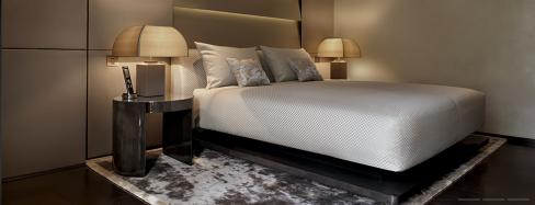 Quarto Hotel Armani Milão
