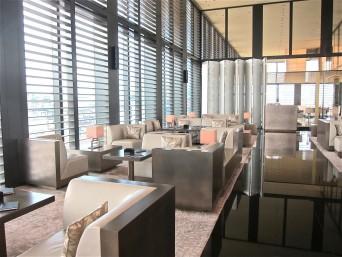 Restaurante Lounge Armani Hotel Milano