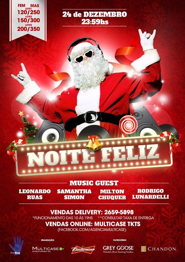 Festa De Natal By The Five