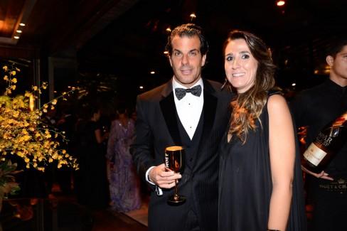 Alvaro Garnero e Paola Mastrocolla