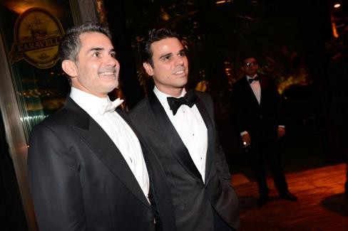 Felipe Diniz e Beto Pacheco