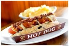 Cardápio novo de Hot Dogs no General Prime Burguer